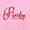 Bonnet en laine No PINKO No Party