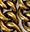 Bandoulière à chaîne en métal - Pinko