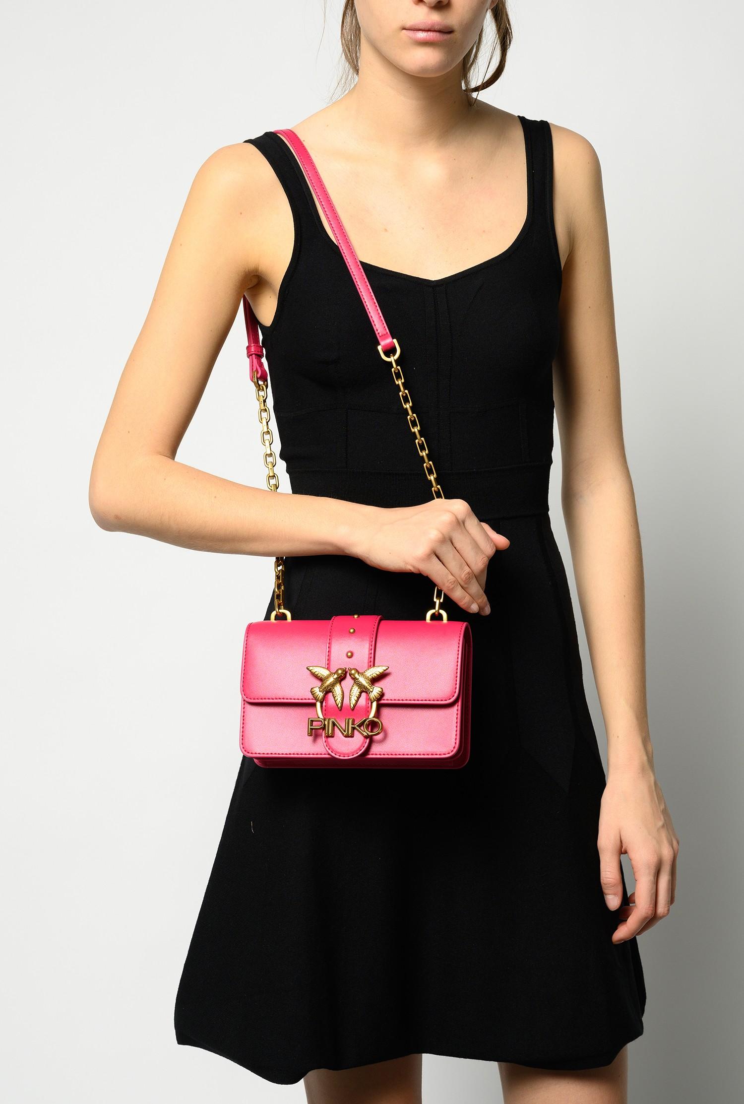 Pinko love mini icon simply 4 bag