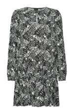 Tarot print dress