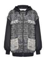 Two-material jacket