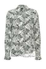 Tarot print shirt