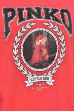 """""""Little Red"""" fleece dress"""