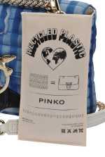 Love Bag Puff Recycled PINKO X Lucia Heffernan