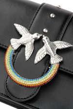 Mini Love Bag Icon Simply with rainbow buckle