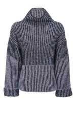 Melange pullover