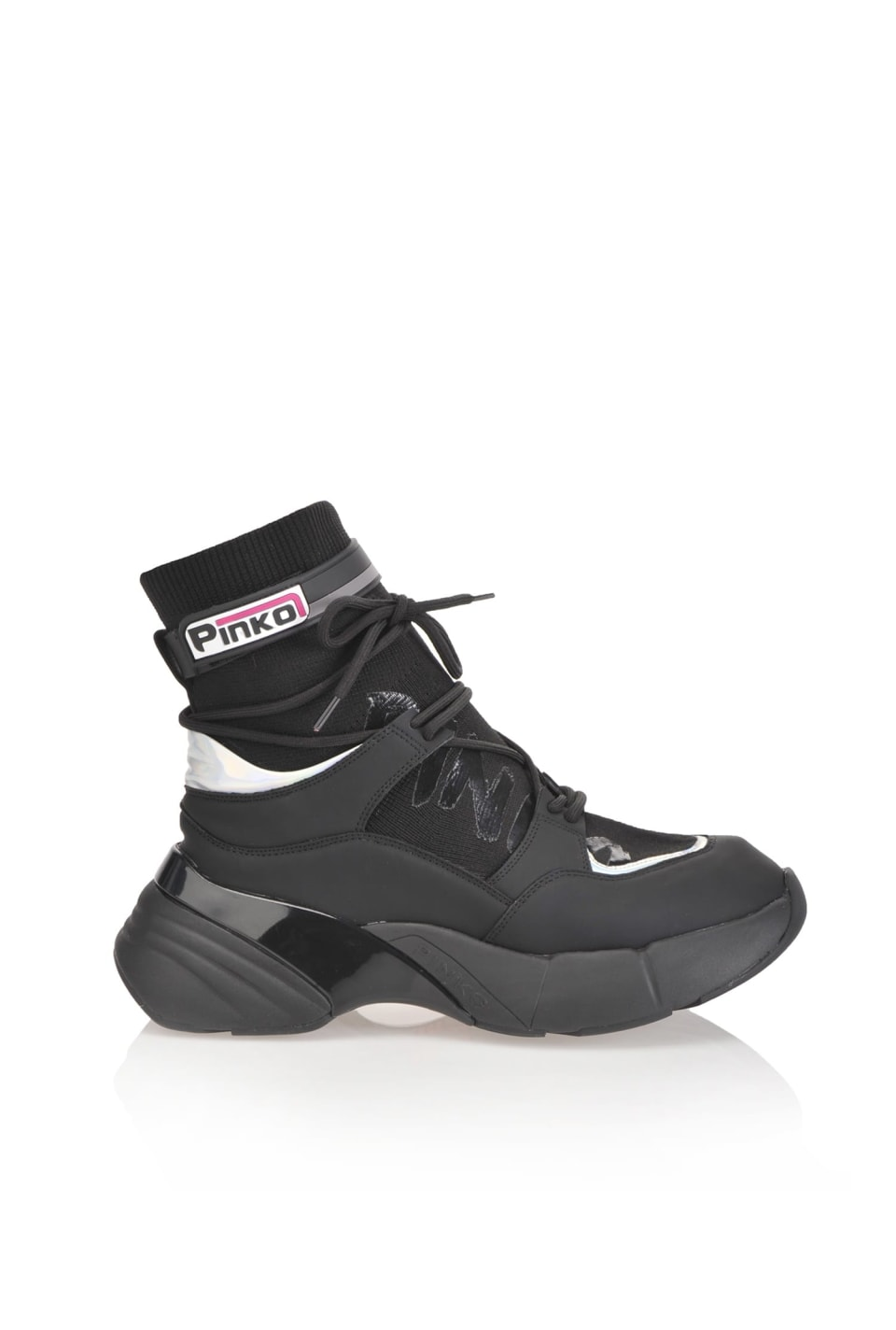 Sneakers Shoes To Rock effet chaussettes