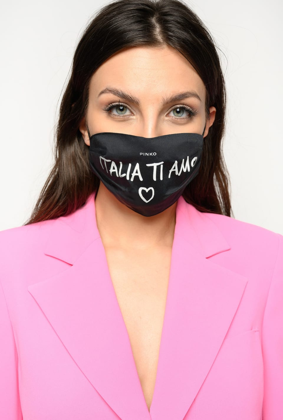"""Italia Ti Amo"""" face mask"""""""