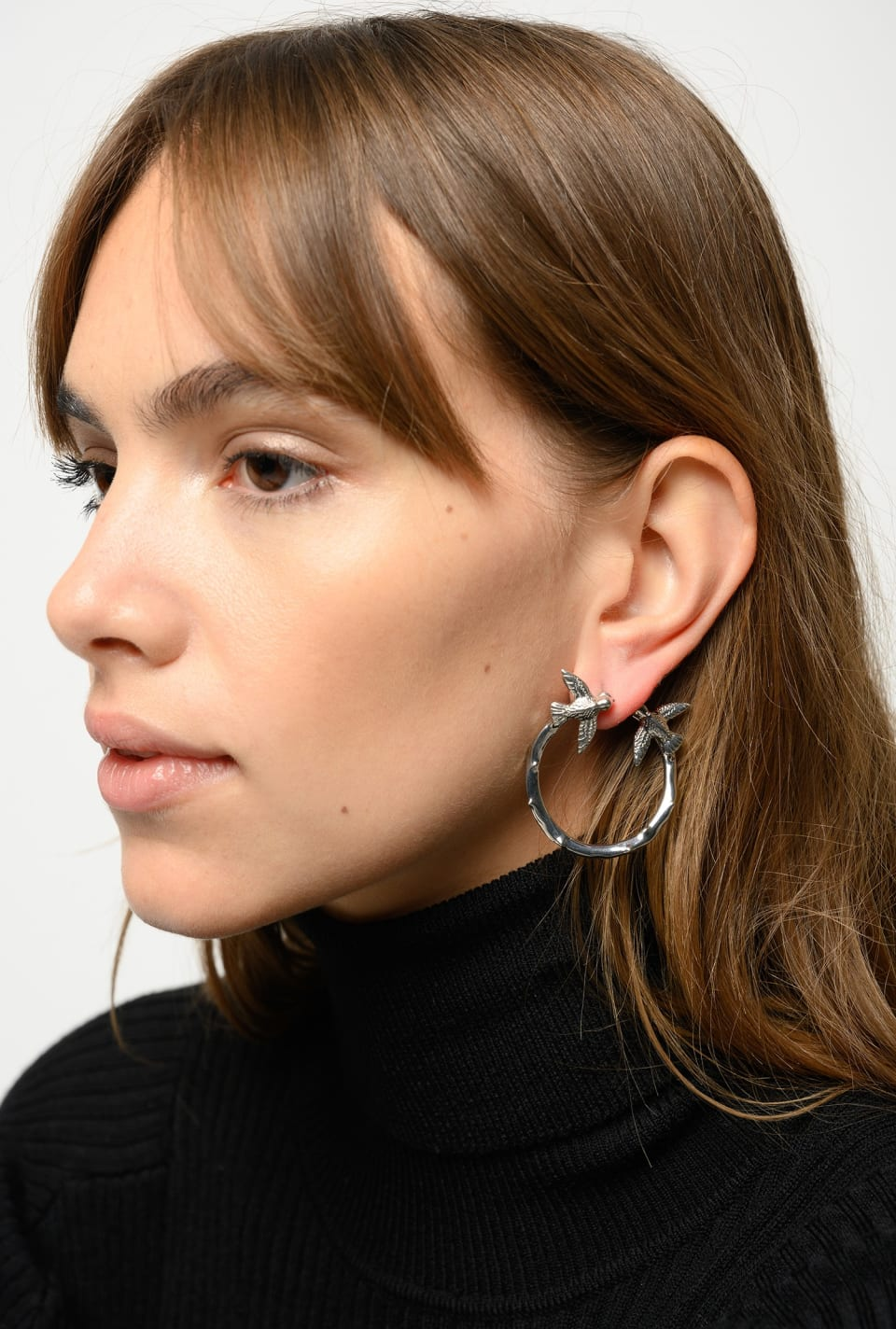 Love Birds earring - Pinko