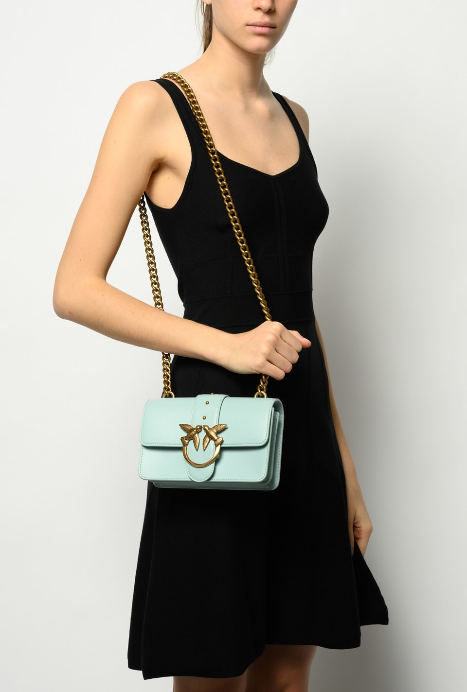 Mini Love Bag Icon Simply - Pinko