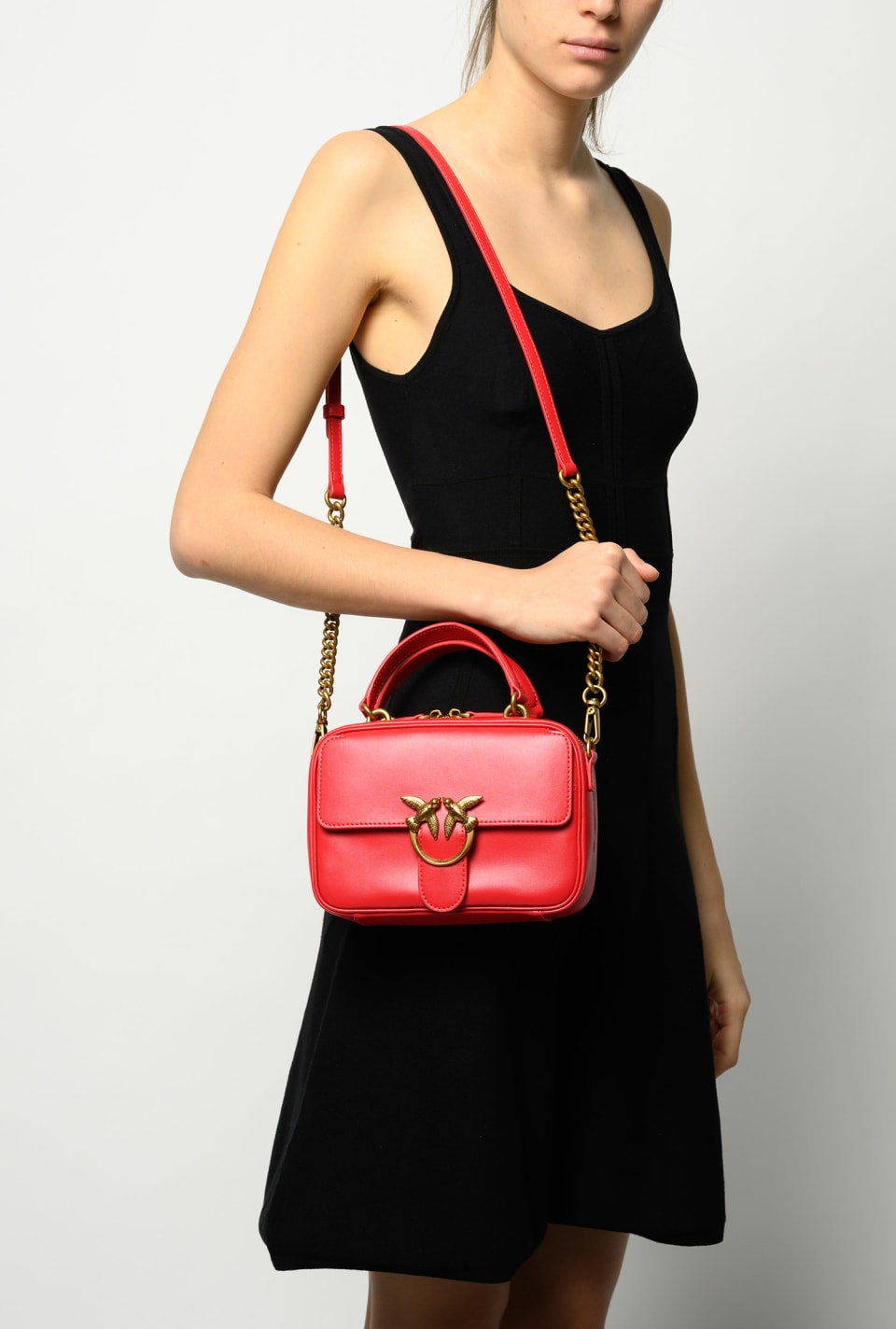 Mini Square Bag Simply - Pinko
