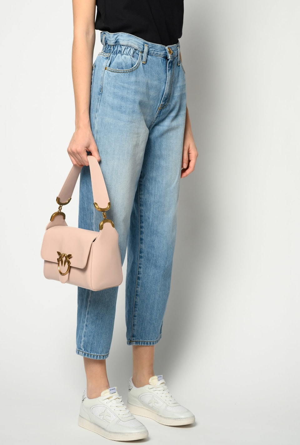 Shoulder Love Bag Simply - Pinko