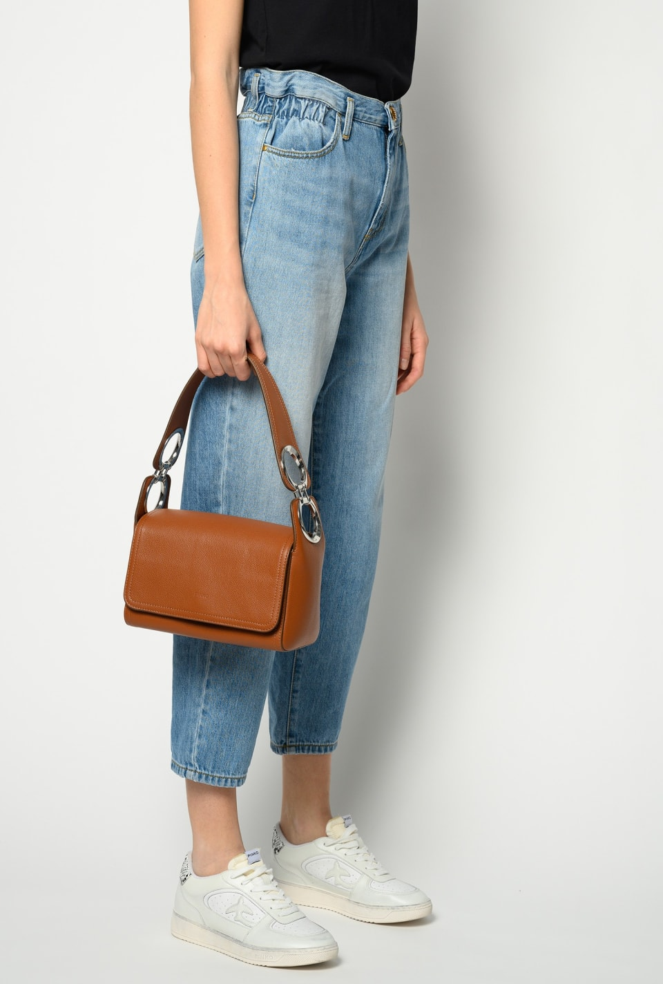 Shoulder Bag Infinity Bubbles - Pinko