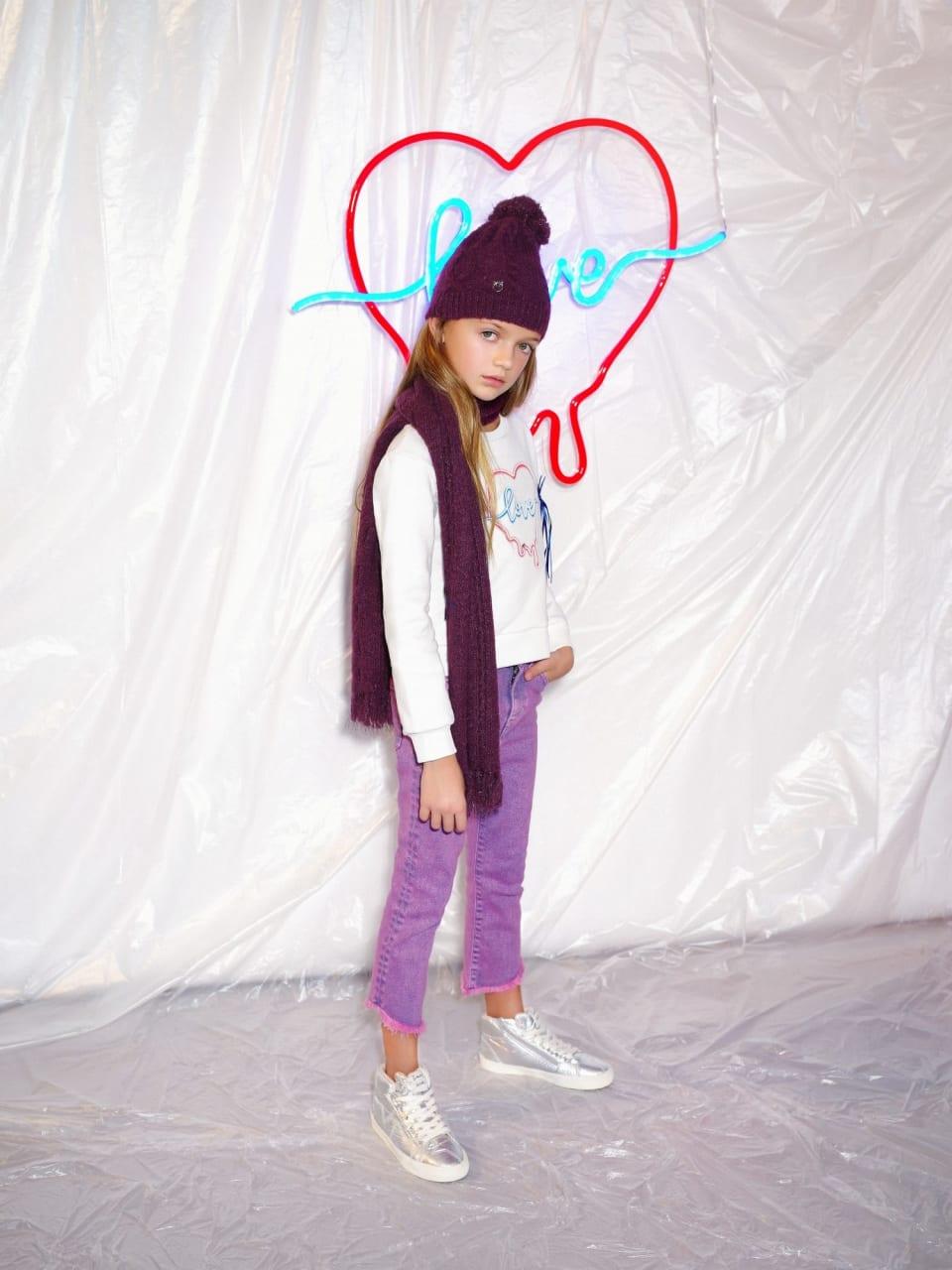 Felpa Love Neon
