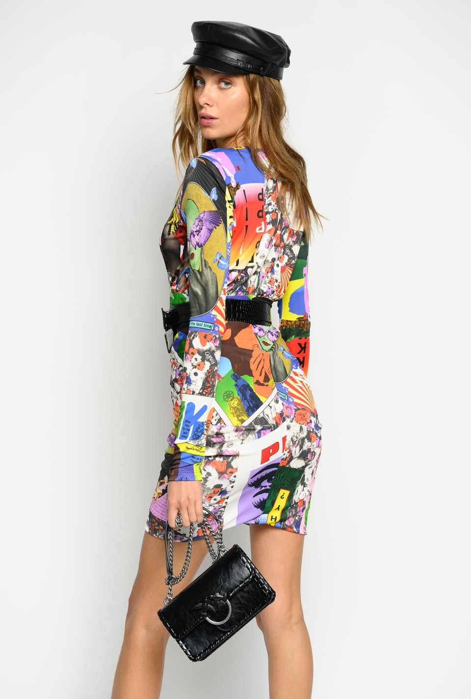 Robe à imprimé Ultra Pop