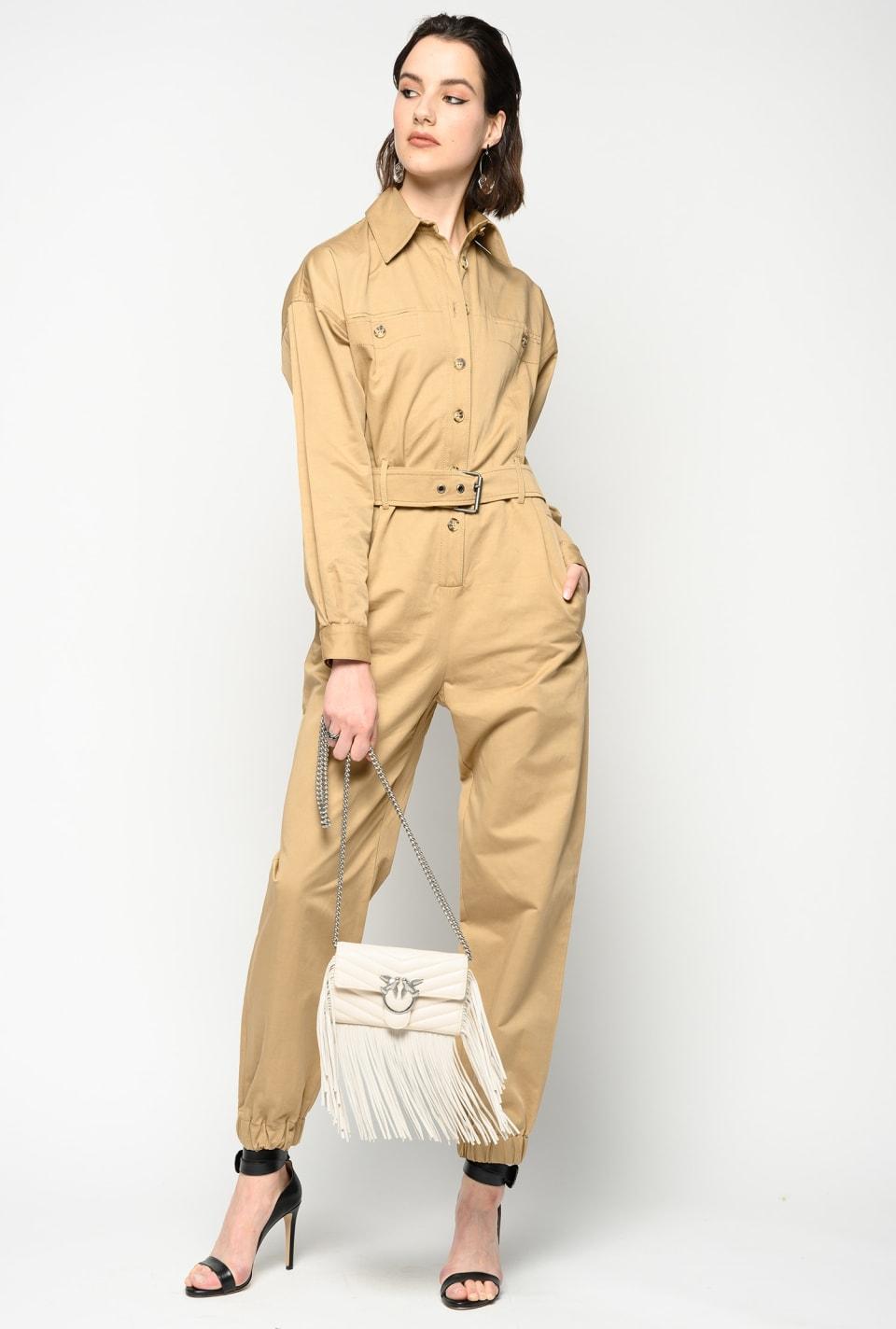 工装连体裤