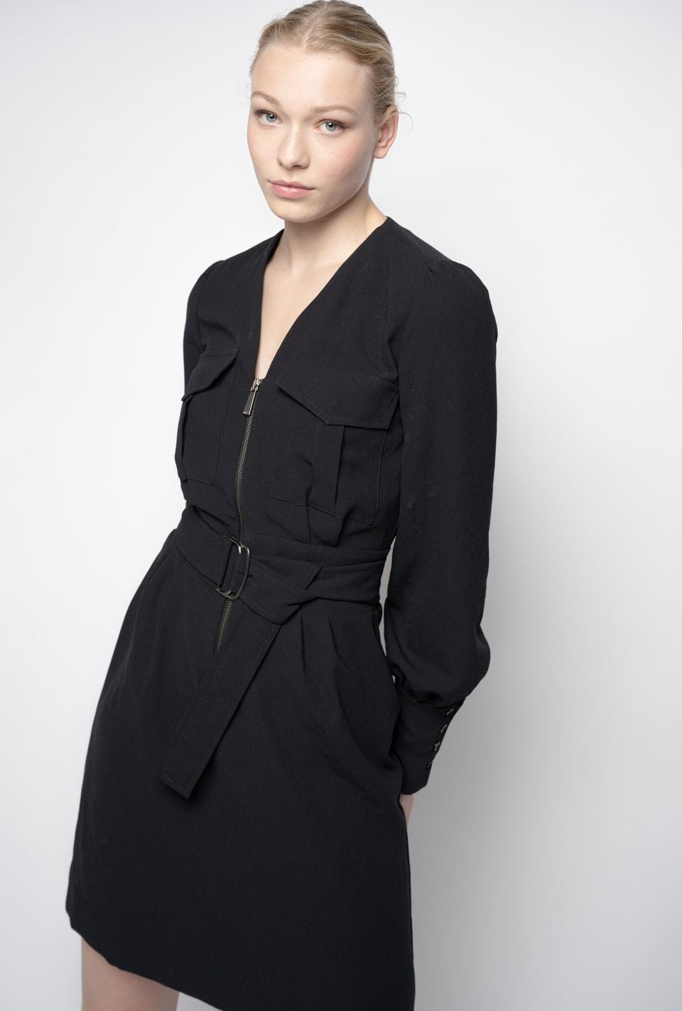 Utility style dress - Pinko