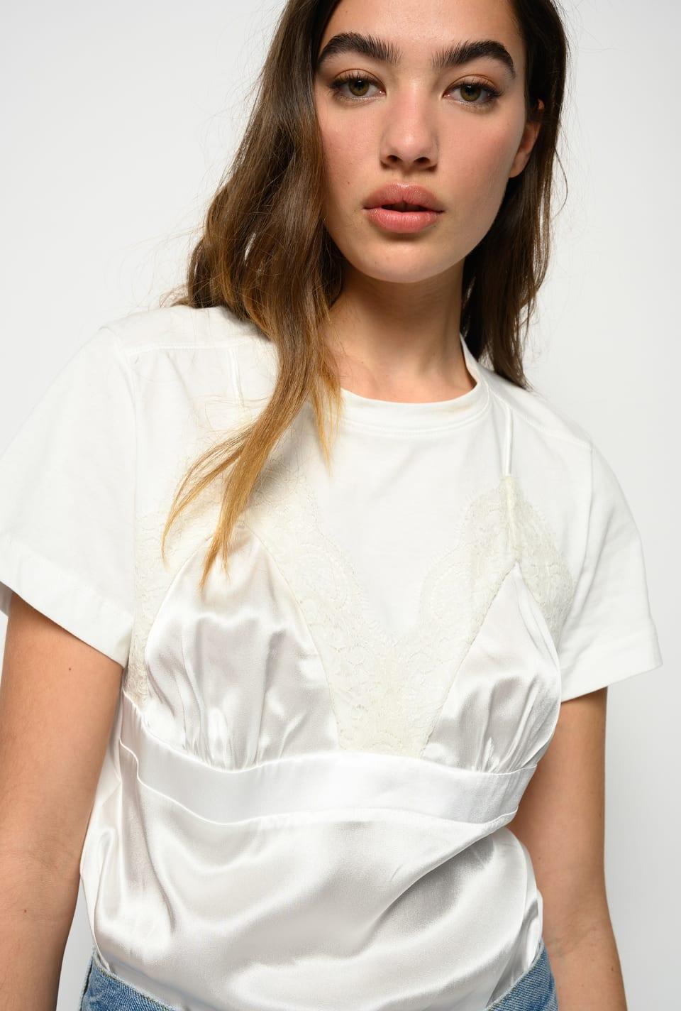 Lingerie T-shirt - Pinko
