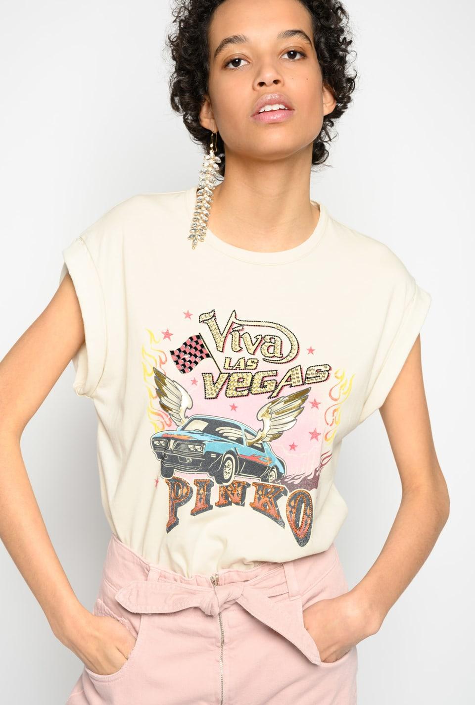 T-shirt Viva Las Vegas