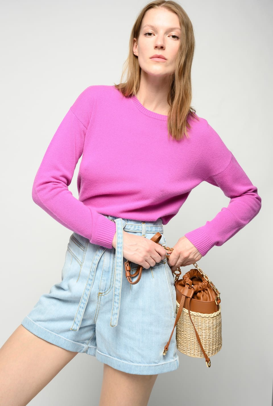 Pull en pur cachemire - Pinko