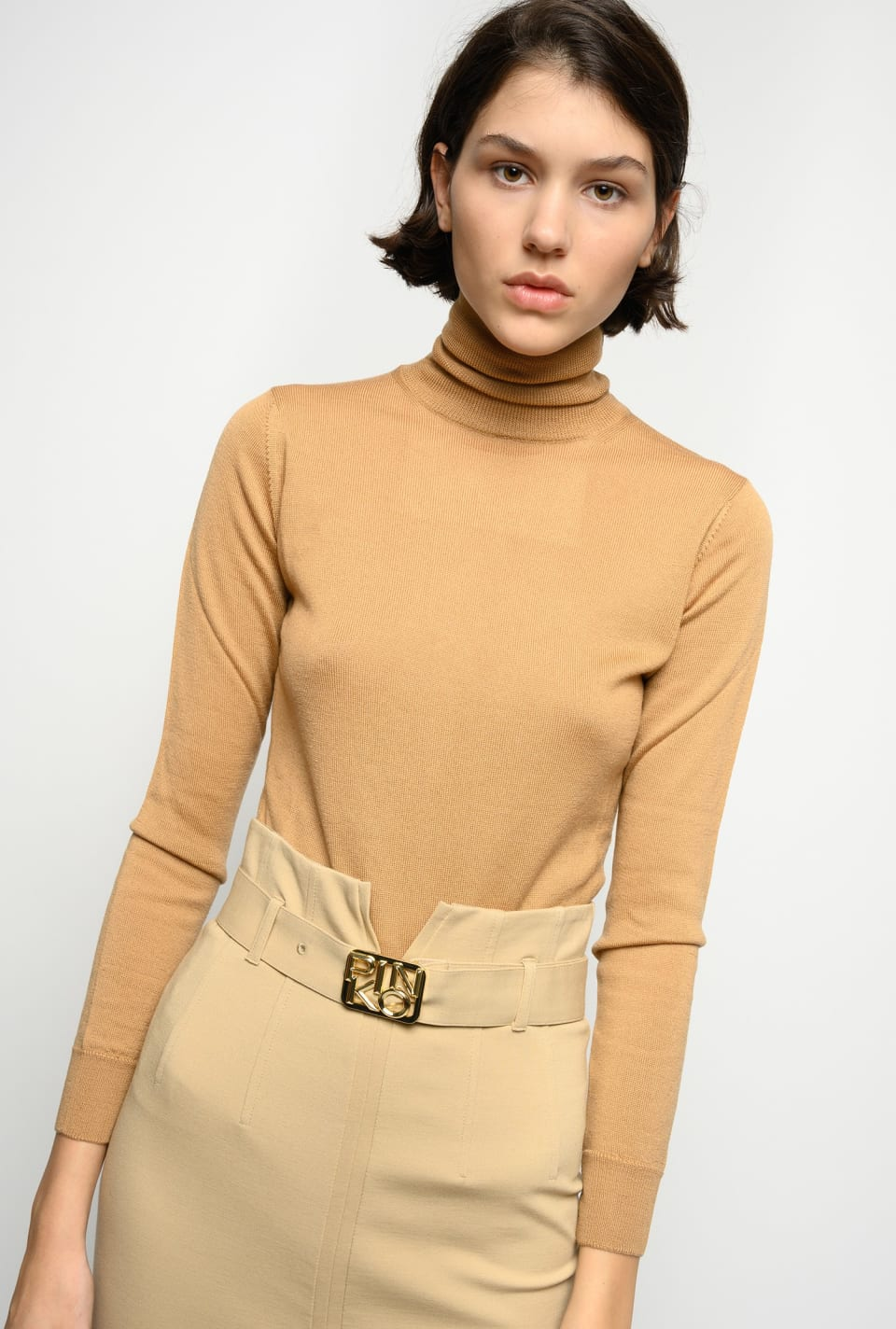 Wool turtleneck - Pinko
