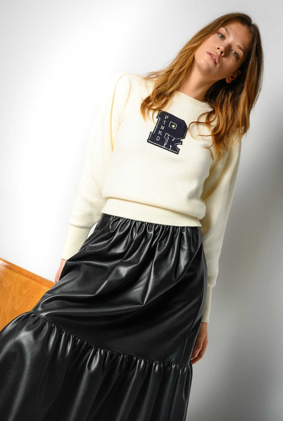 Pullover college - Pinko