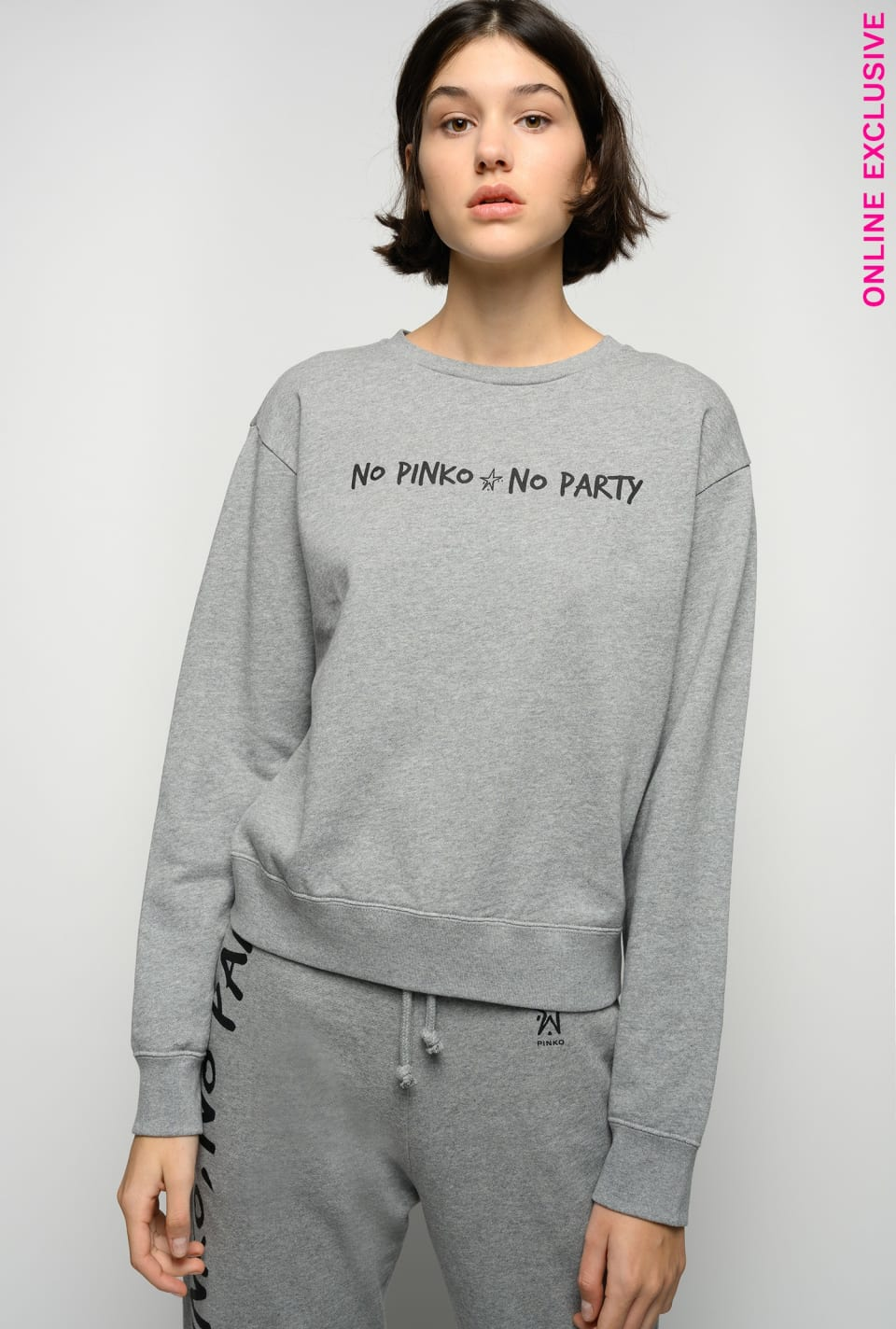 No Pinko No Party 卫衣 - Pinko