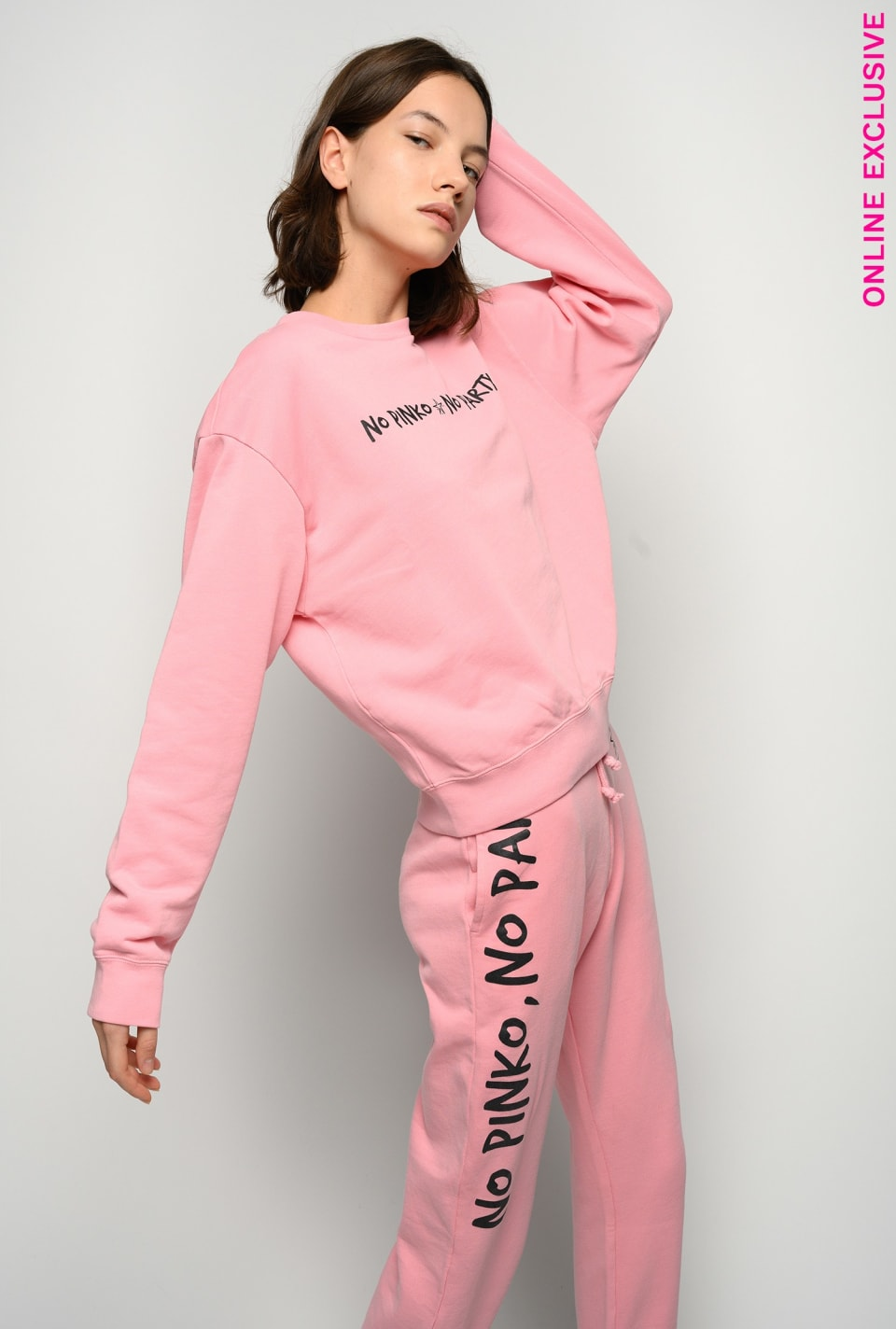 No PINKO No Party sweatshirt - Pinko