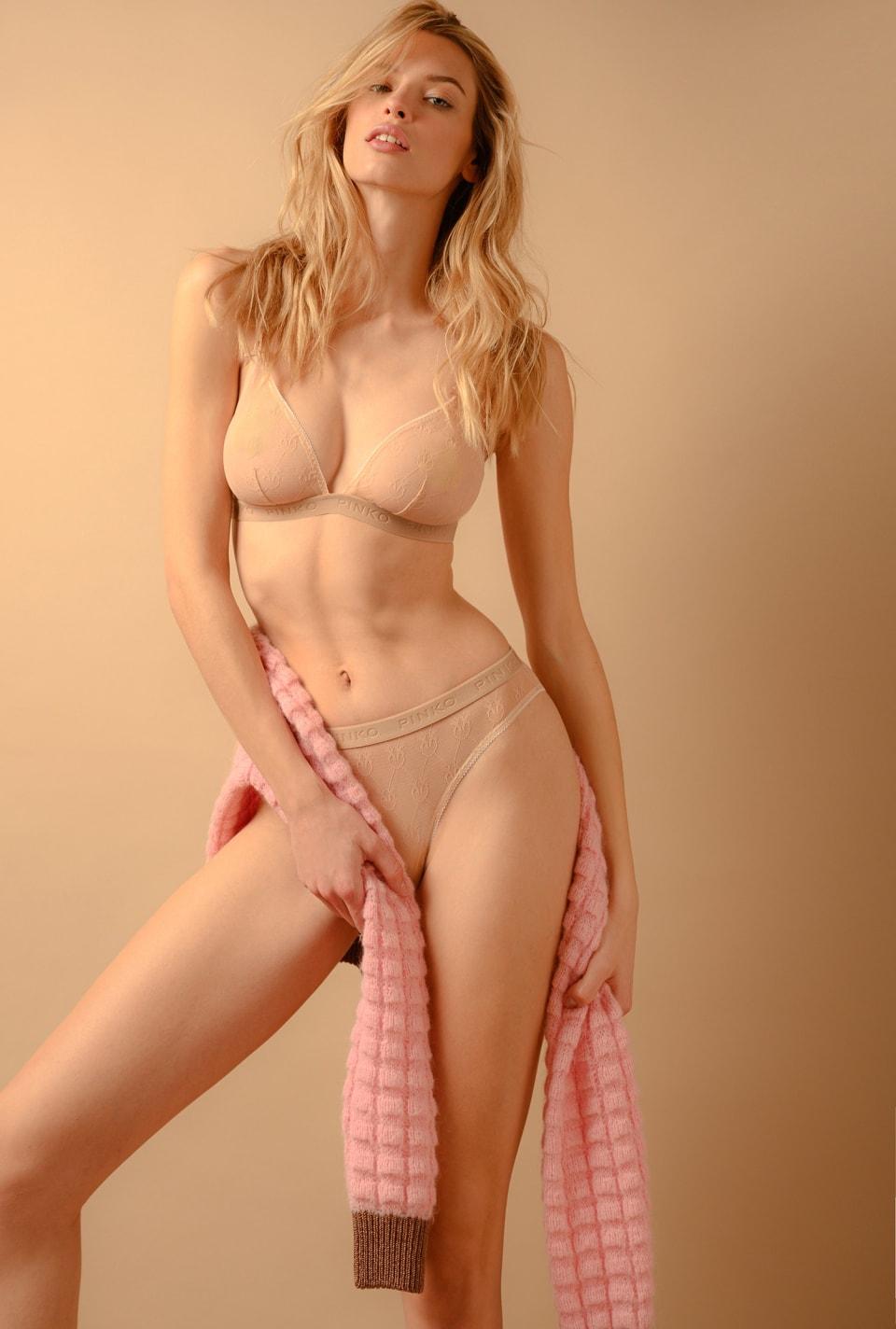 Culotte en dentelle - Pinko