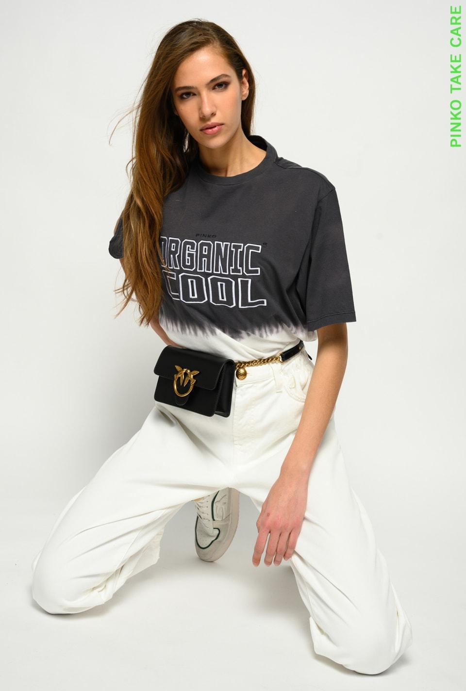 Camiseta Organicool - Pinko