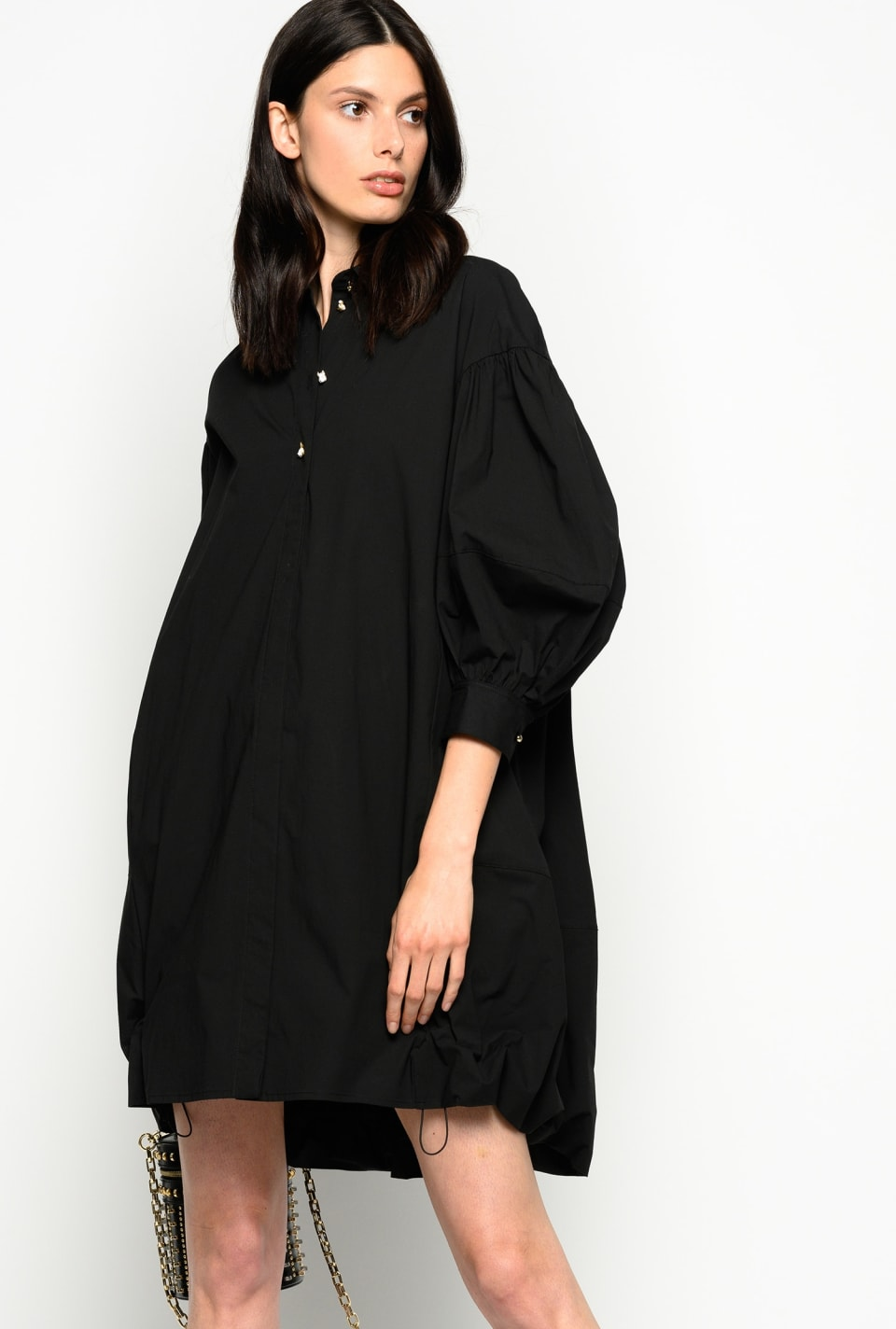 I Am Unique shirtdress