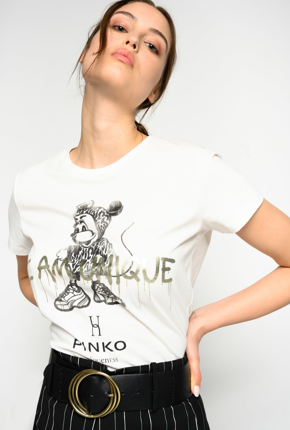 I Am Unique Tシャツ