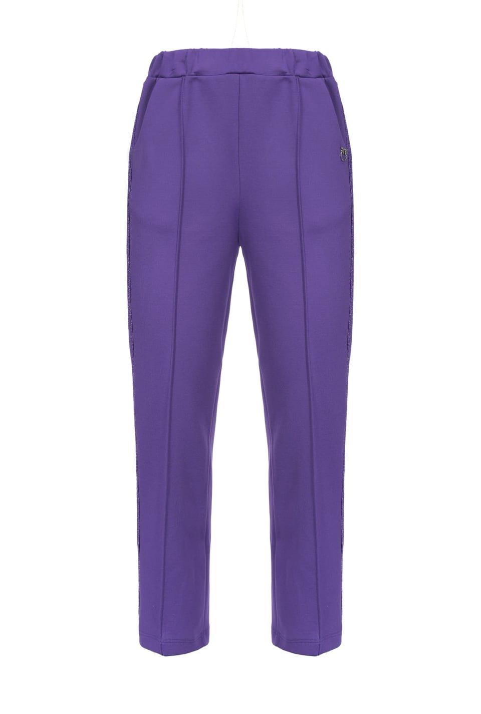 Jogging bottoms in technical fabric