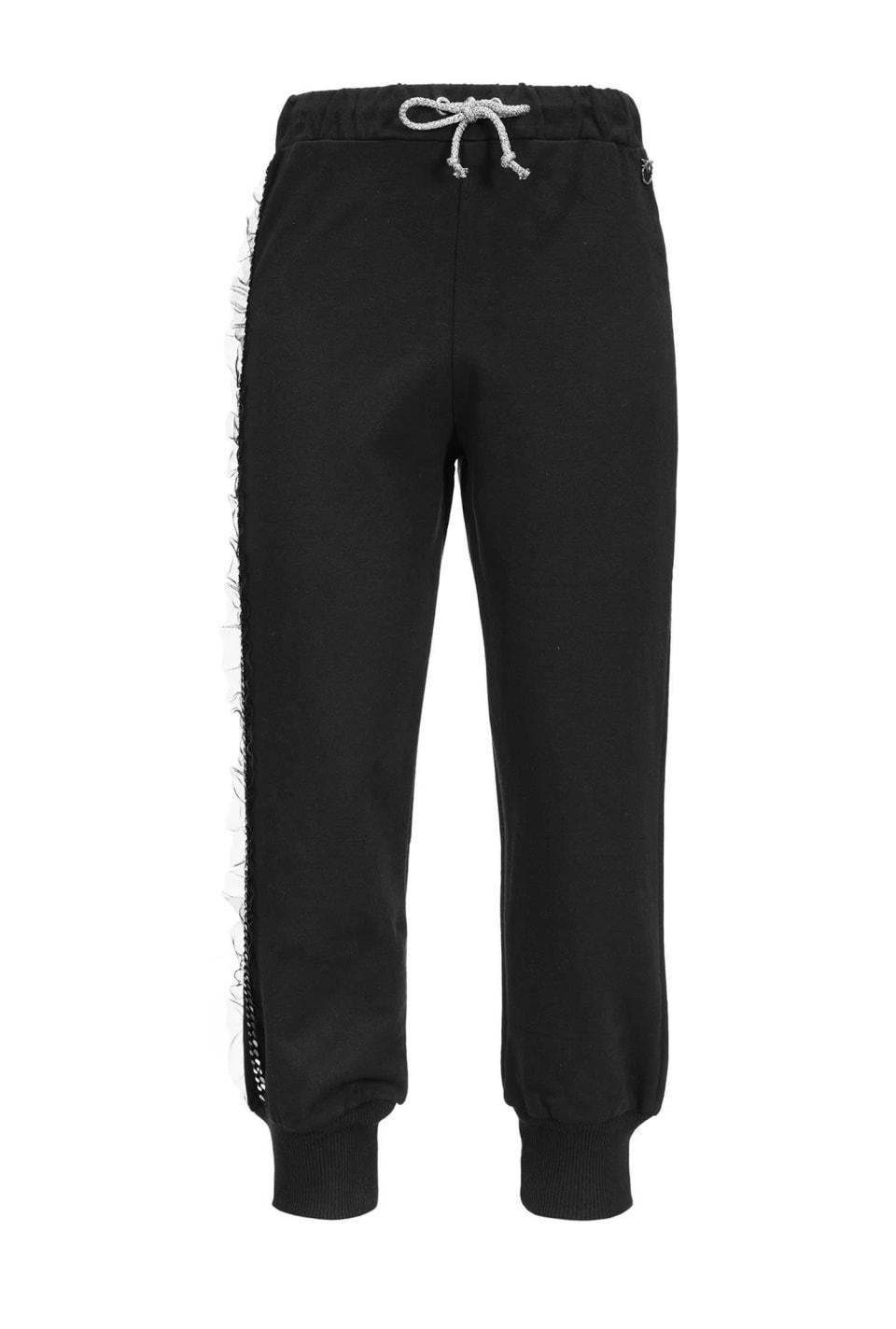 Pantalón jogging de felpa
