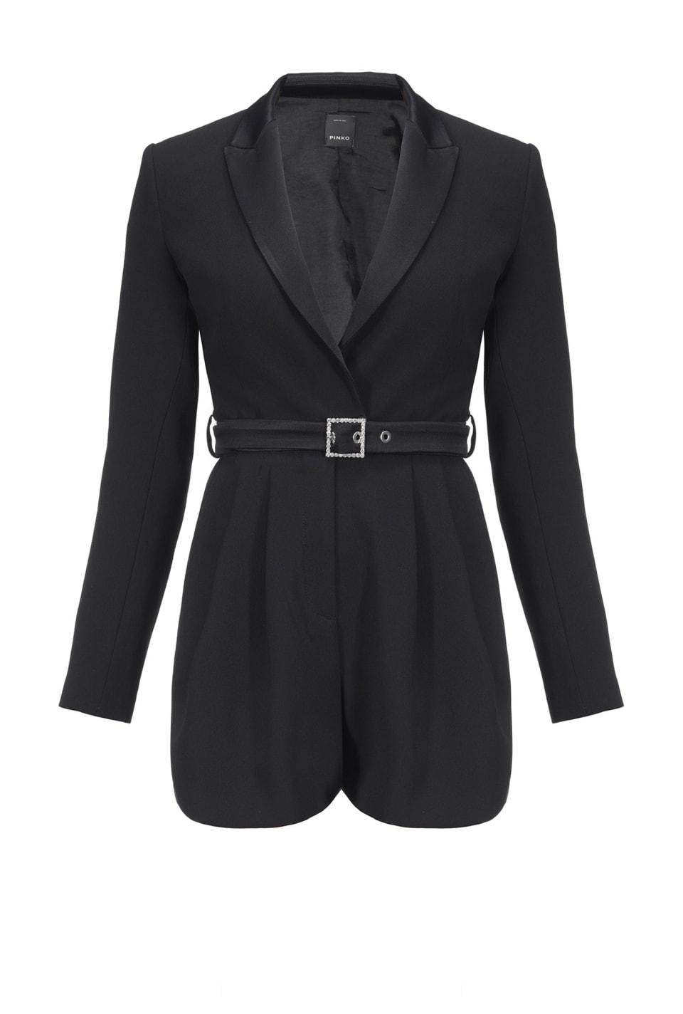 Blazer-style jumpsuit