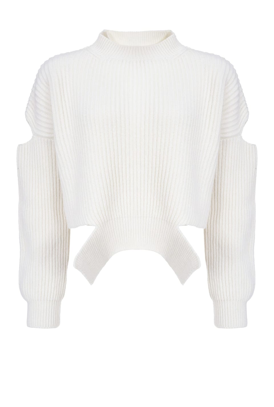 Pullover con cut-out