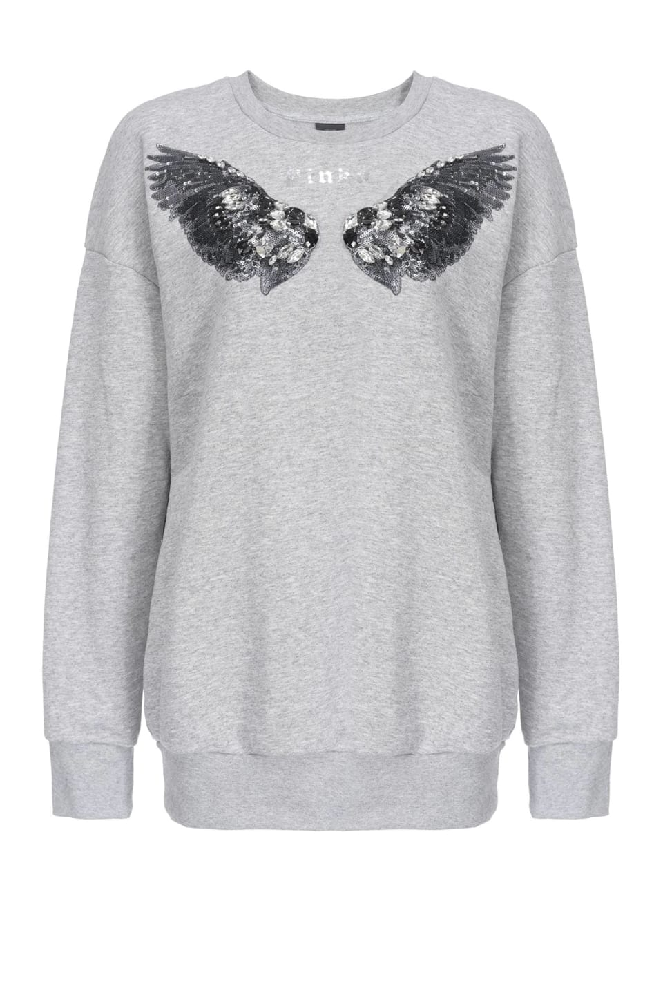 Sweatshirt with wings
