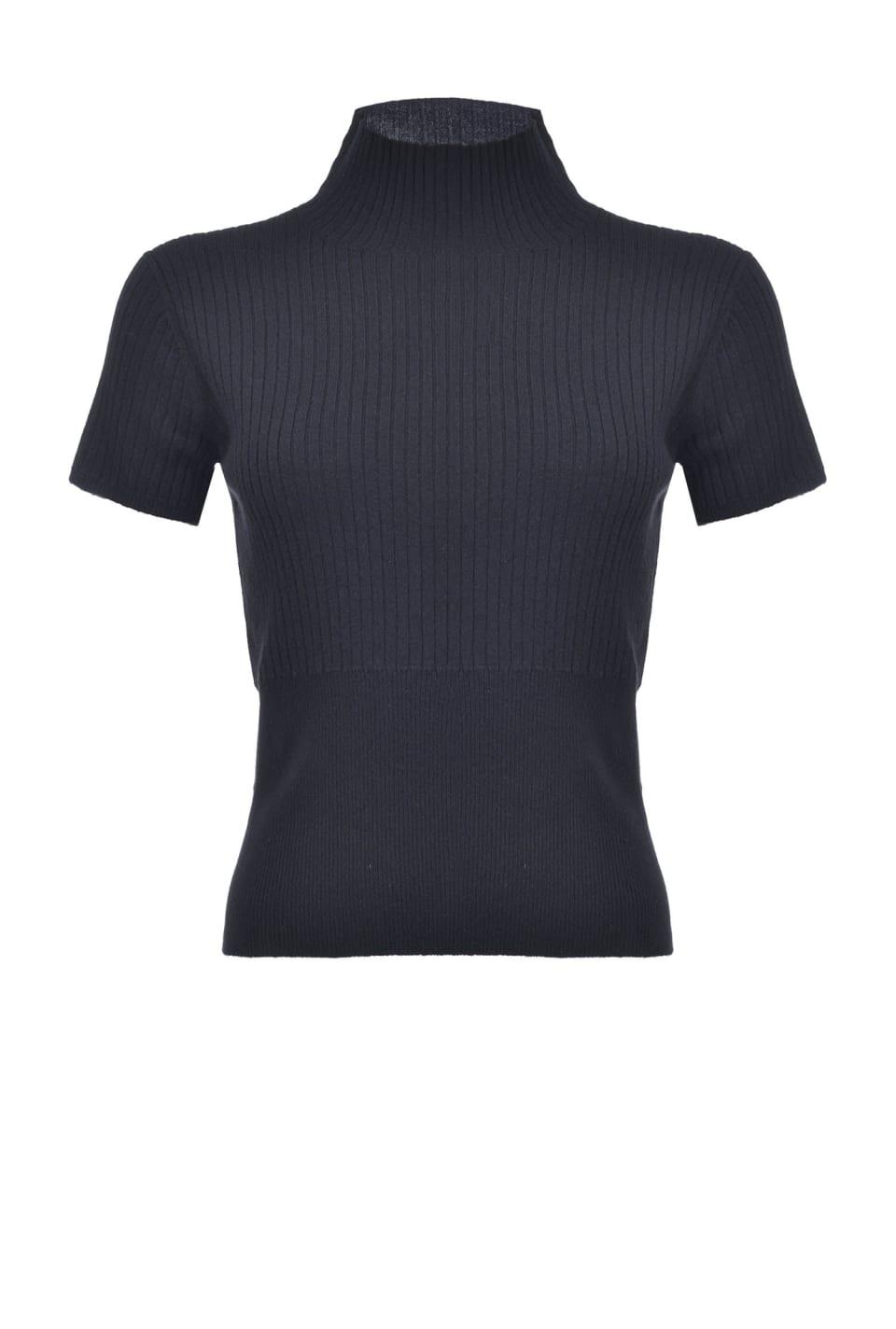Suéter de mezcla de cachemira