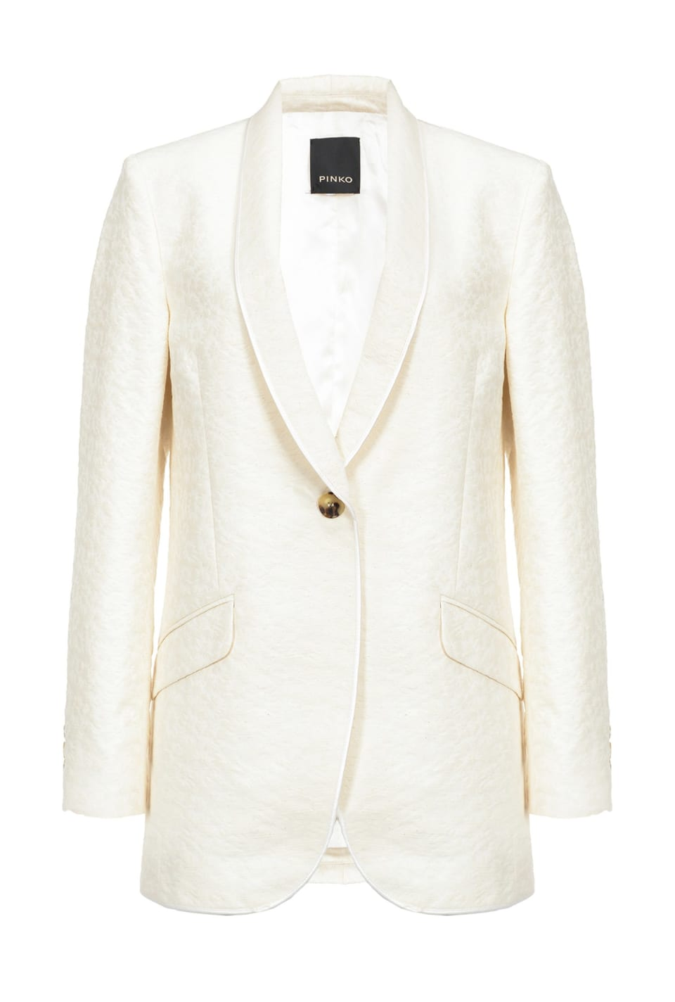 Jacquard blazer - Pinko