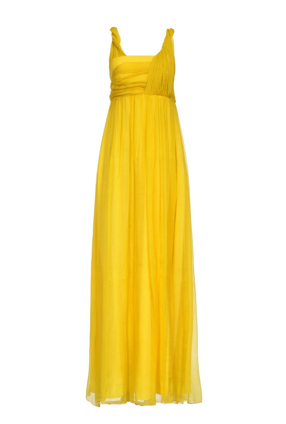 Long draped dress - Pinko