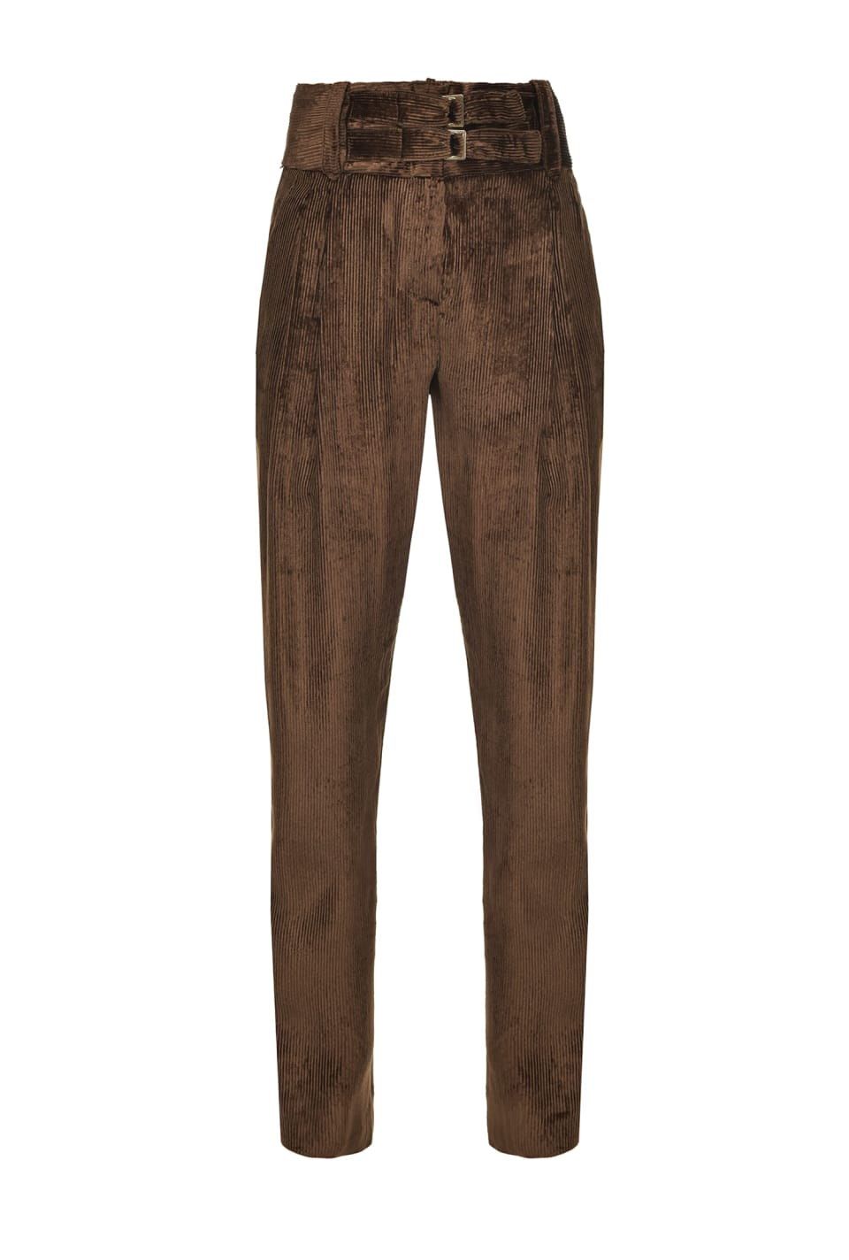 Ribbed corduroy trousers - Pinko