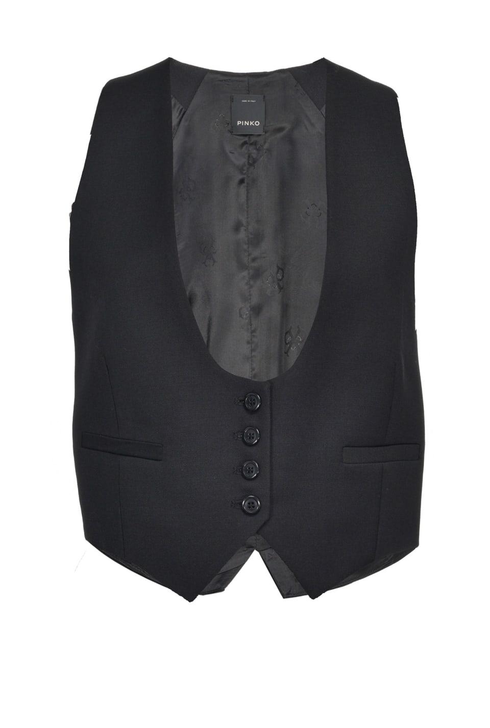 Vintage waistcoat - Pinko