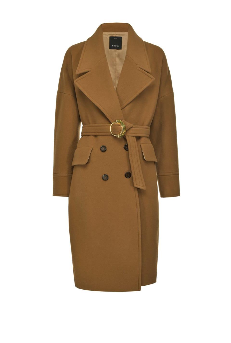 Vintage Melton coat - Pinko