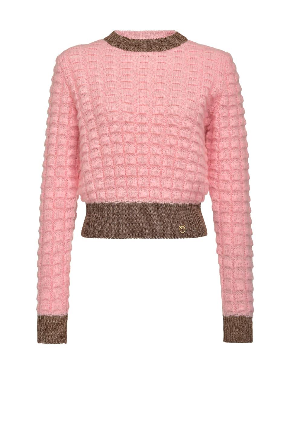 Pullover in misto alpaca - Pinko