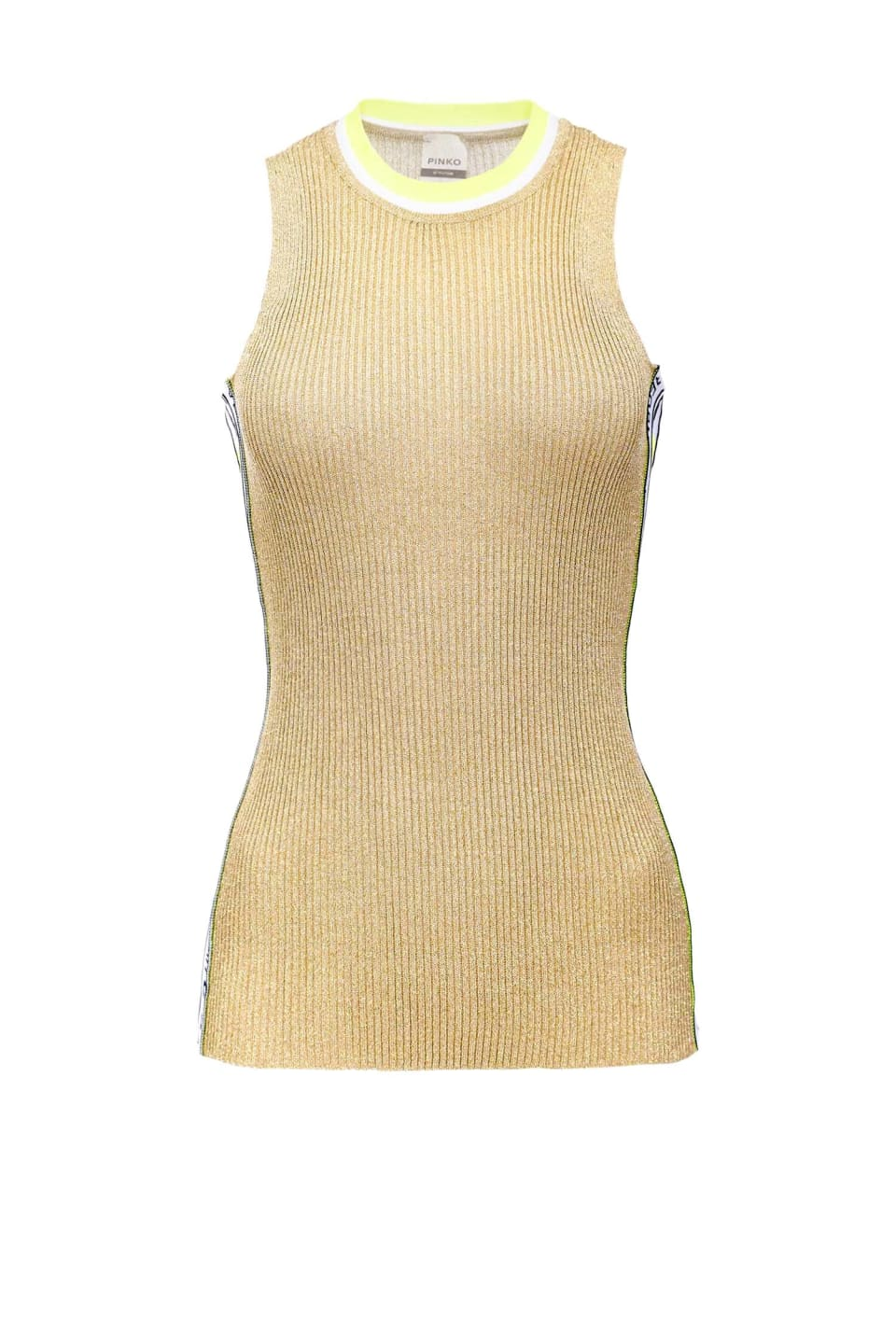 Top en tricot lurex