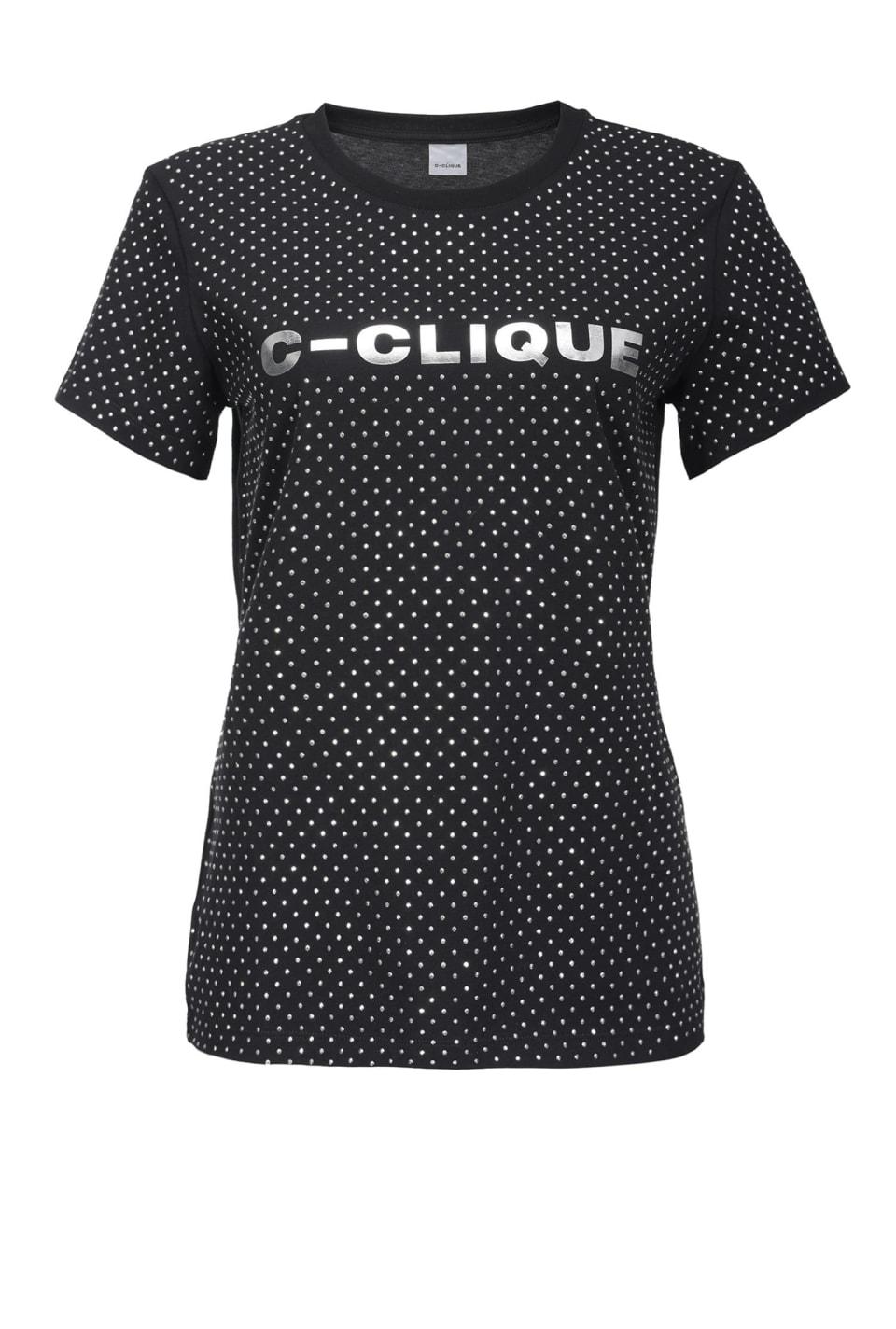 Camiseta con microtachas
