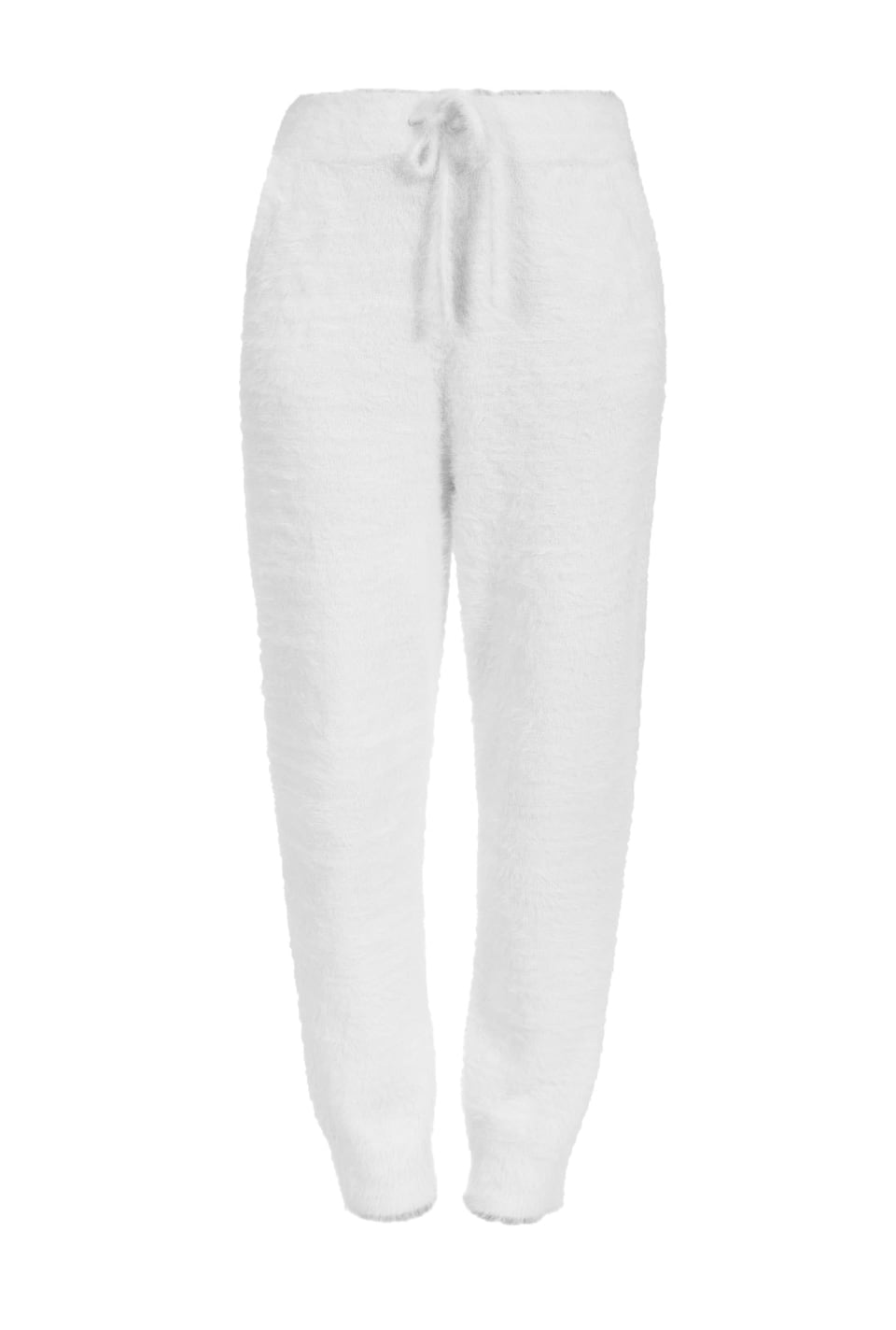 Joggers in soft knit