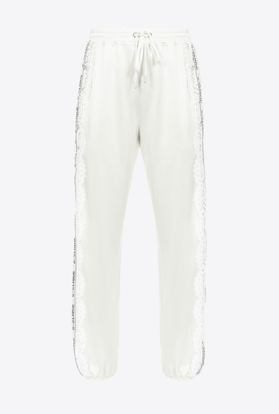 Joggers with lace - Pinko
