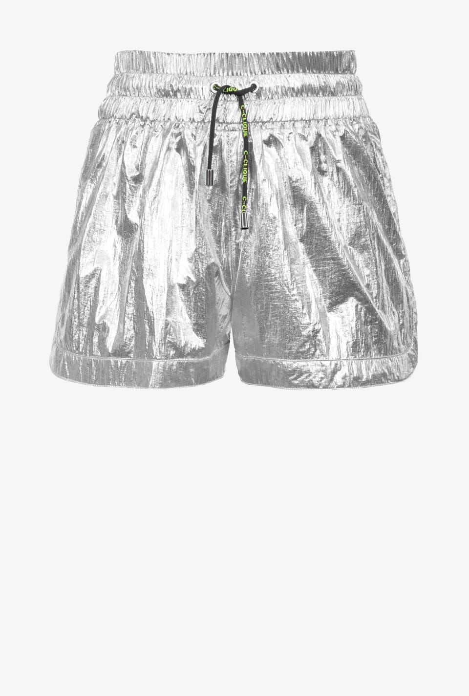 Laminated shorts - Pinko