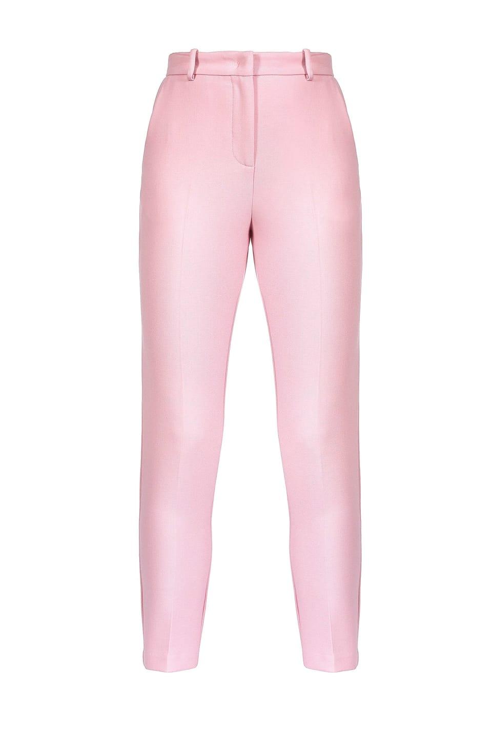 Pantalón de tejido doble